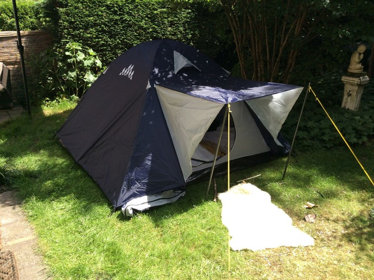 2/3 persoons tent