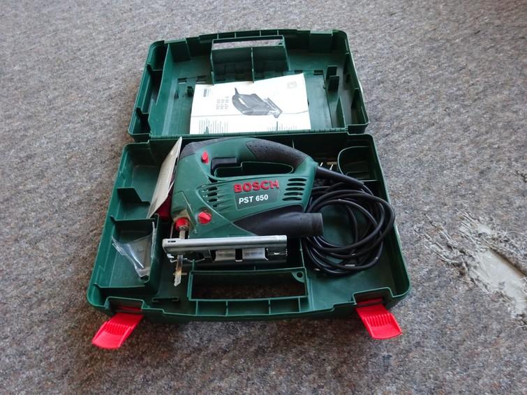 Decoupeerzaag Bosch PST 650