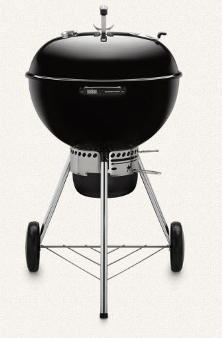 Weber Master-Touch GBS Houtskoolbarbecue