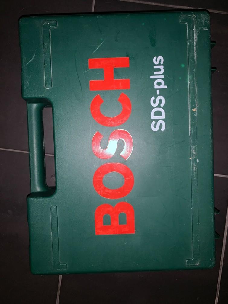 Bosch klop/hamerboor (stekker)