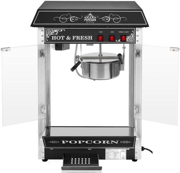 Popcornmachine.