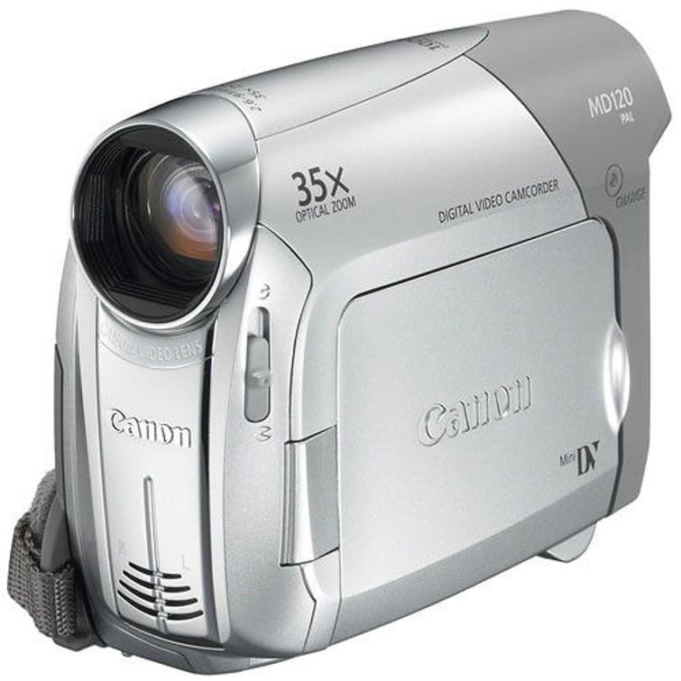 Canon Mini-DV camcorder