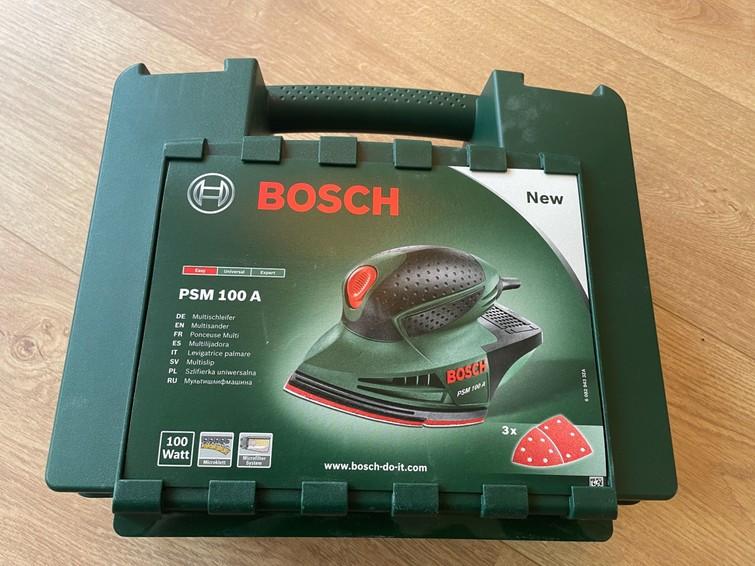 Multischuurmachine Bosch PSM 100A