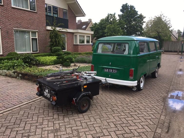 Aanhanger / bagagewagen