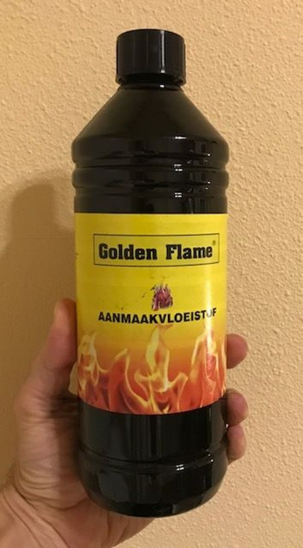 Aanmaakvloeistuf (lamp oil) 1 L