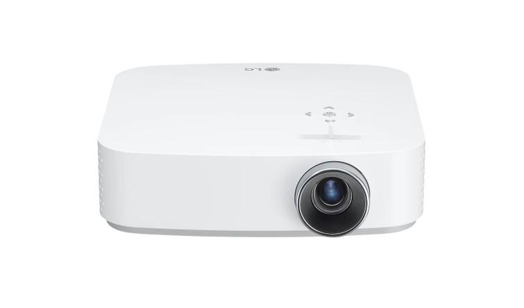 Full HD LED Beamer met statief