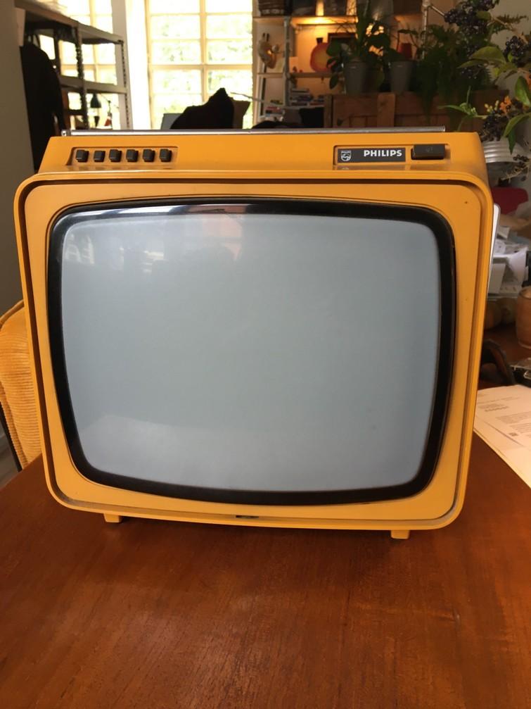 Retro tv, Vintage TV, of gewoon oud