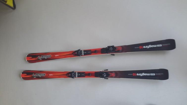 Heren ski's