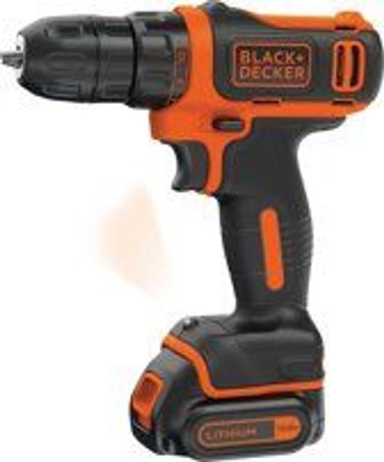 Accu schroefmachine Black & Decker