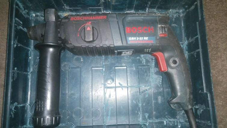 Boorhamer Bosch Professional