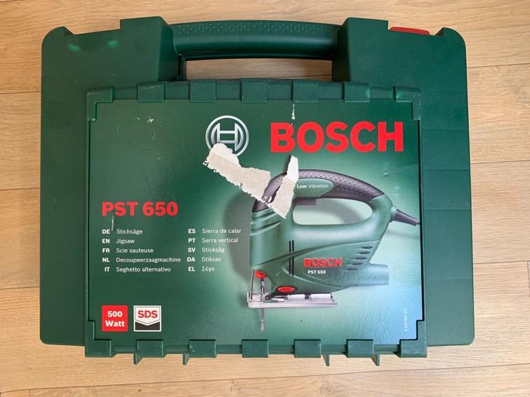 Bosch decoupeerzaag