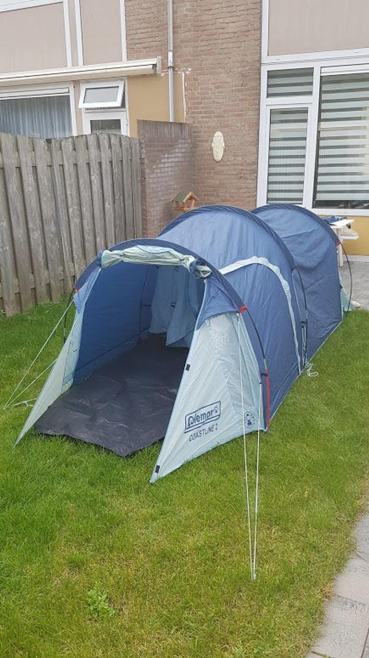 Tweepersoons tent