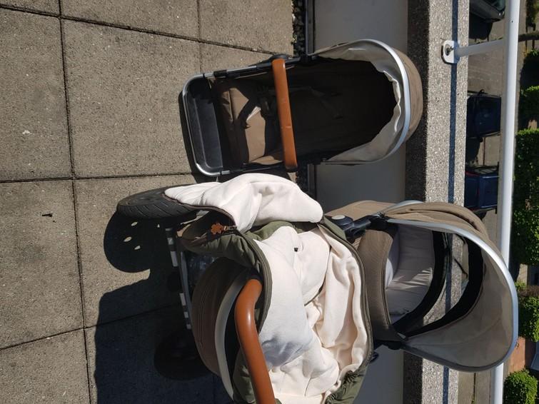 Joolz kinderwagen buggy en wieg
