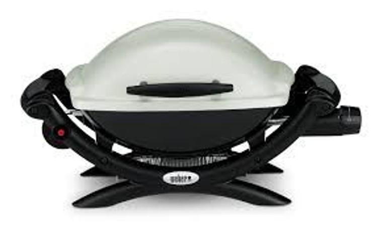 heerlijke gasbarbecue Weber babycook