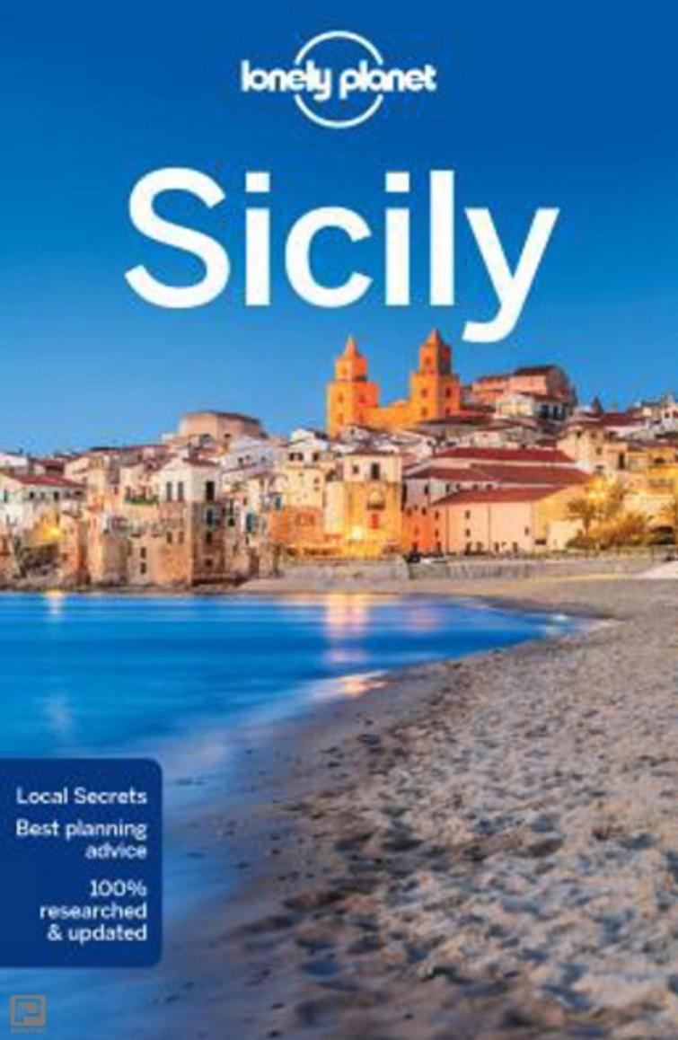 Lonely Planet Sicilië