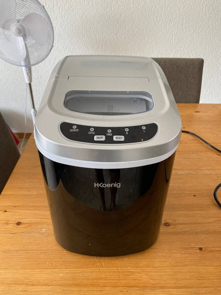 Ijsblokjesmachine - 100 W