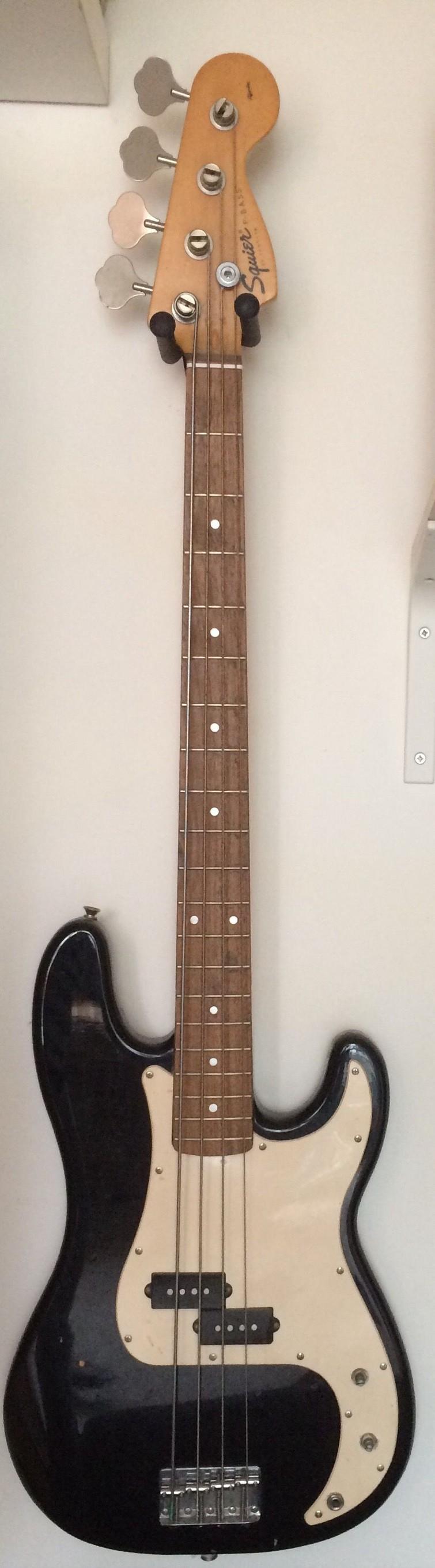 Basgitaar Fender