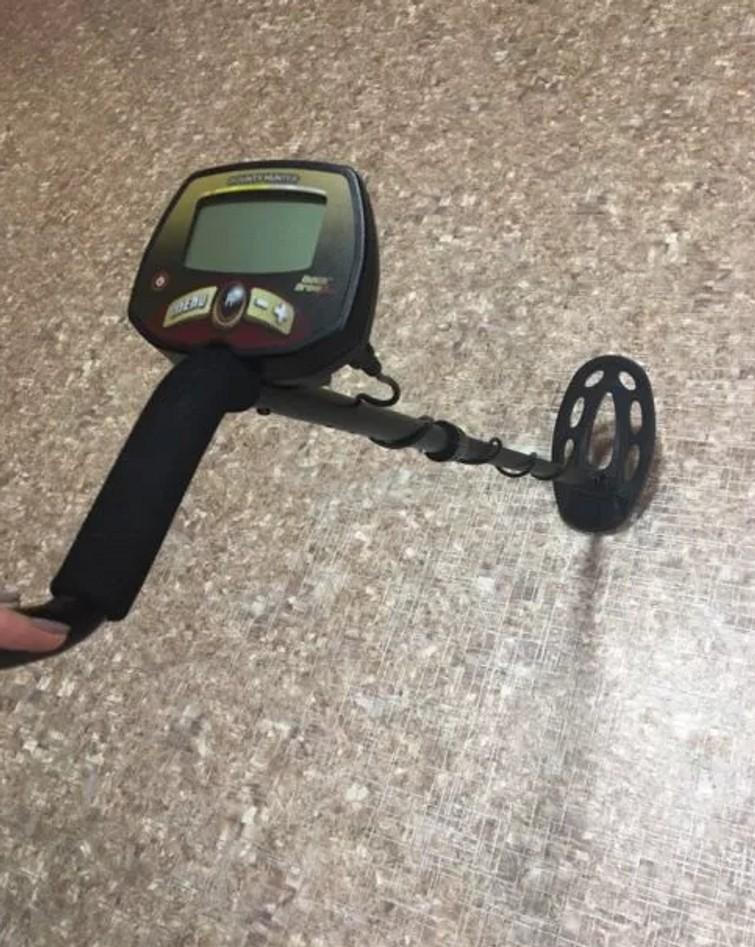 Metaaldetector
