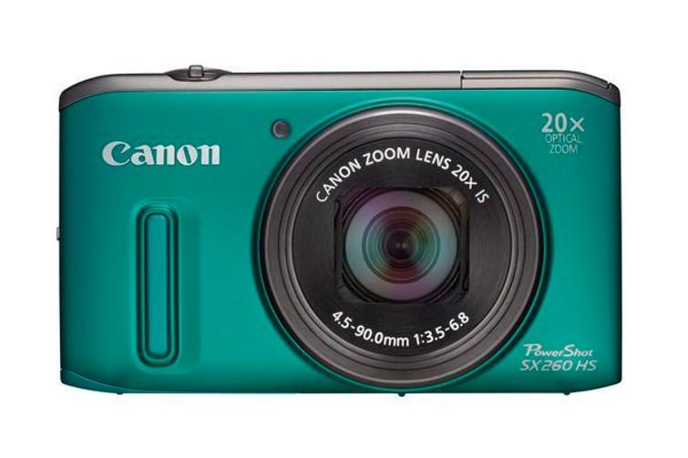 Compact camera Canon PowerShot SX260 HS