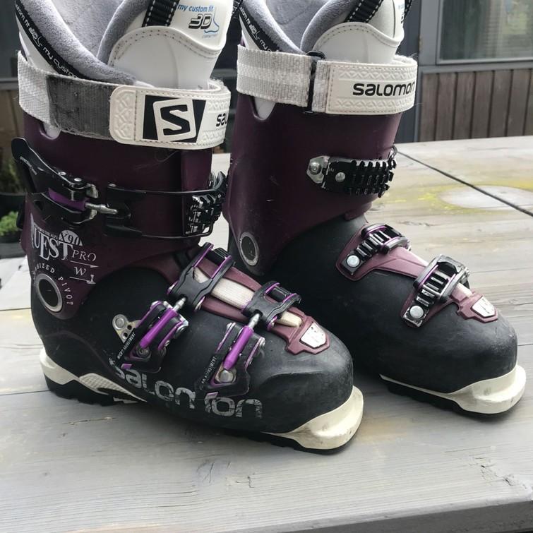 Skischoenen Maat 24/37