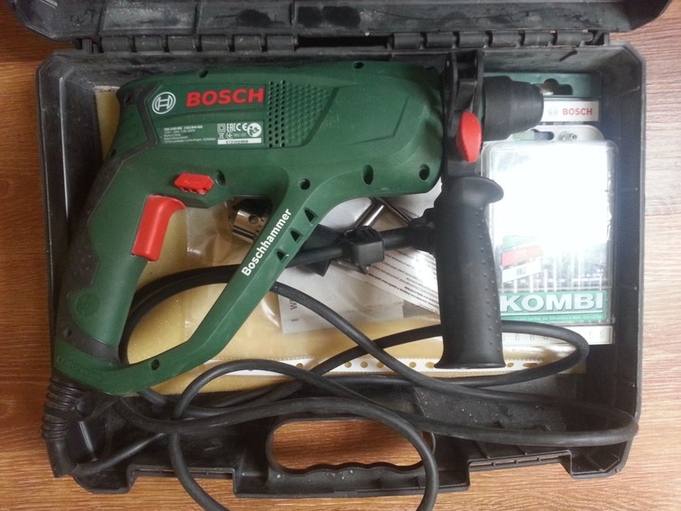 Bosch boormachine / boorhamer PBH 2500 RE
