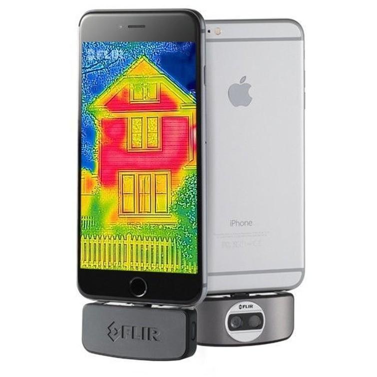 Flir ONE warmtebeeldcamera voor iPhone