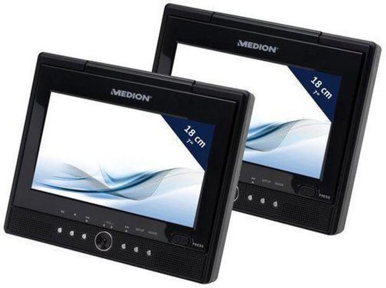 portable dvd speler (voor in de auto of expo...).