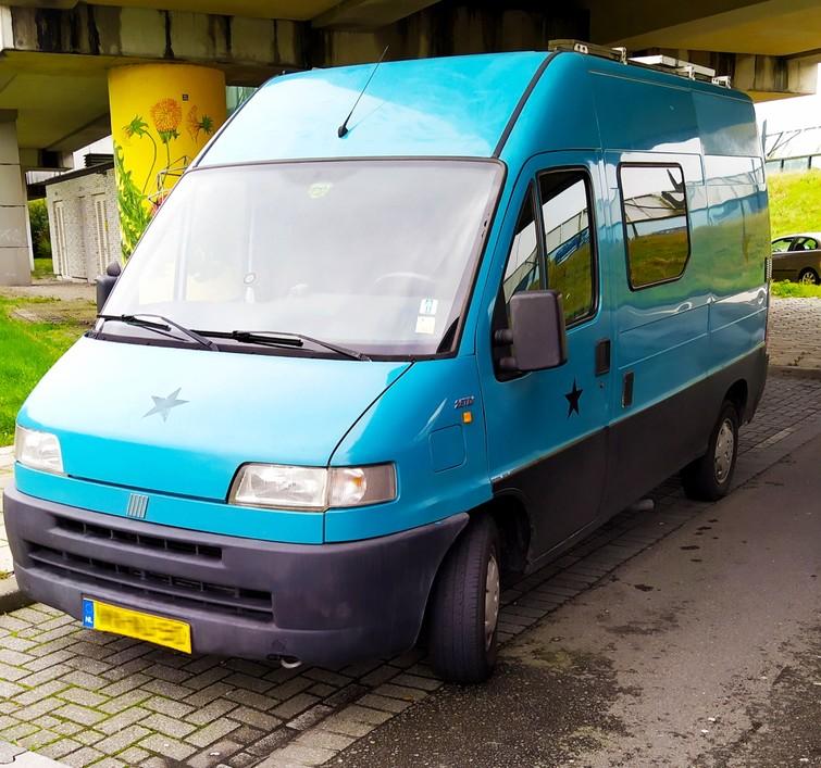 Bestelbus / camperbus