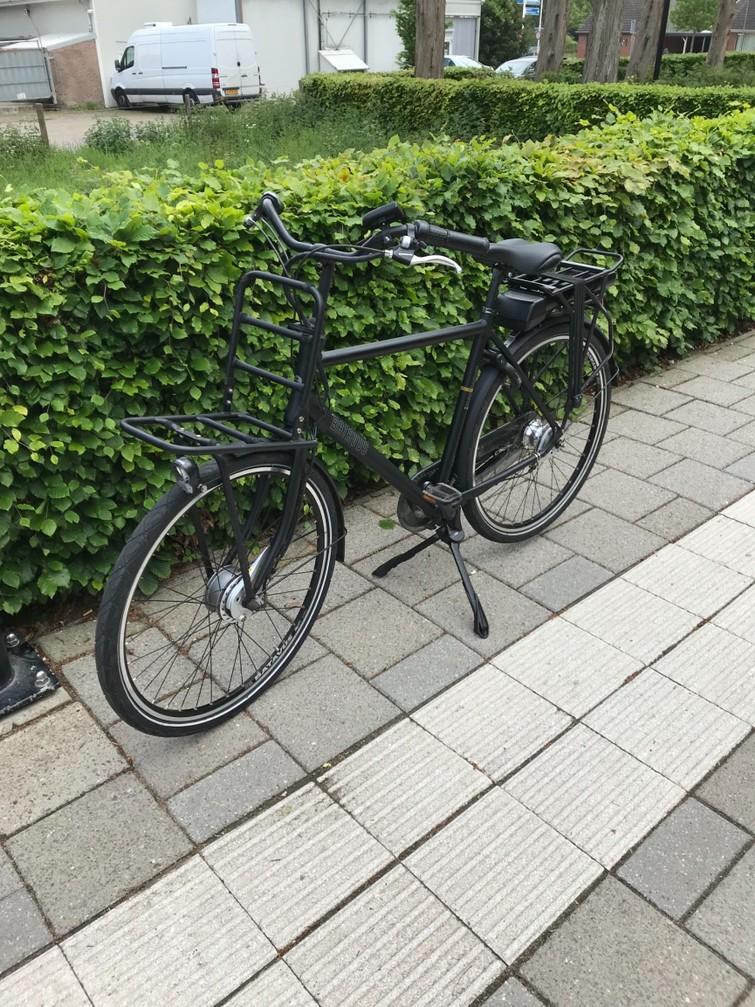 E-bike Batavus E-go