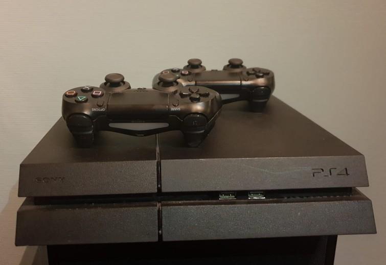 Playstation 4 huren