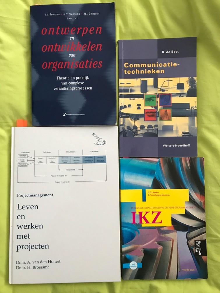 Corporate communicatie boek