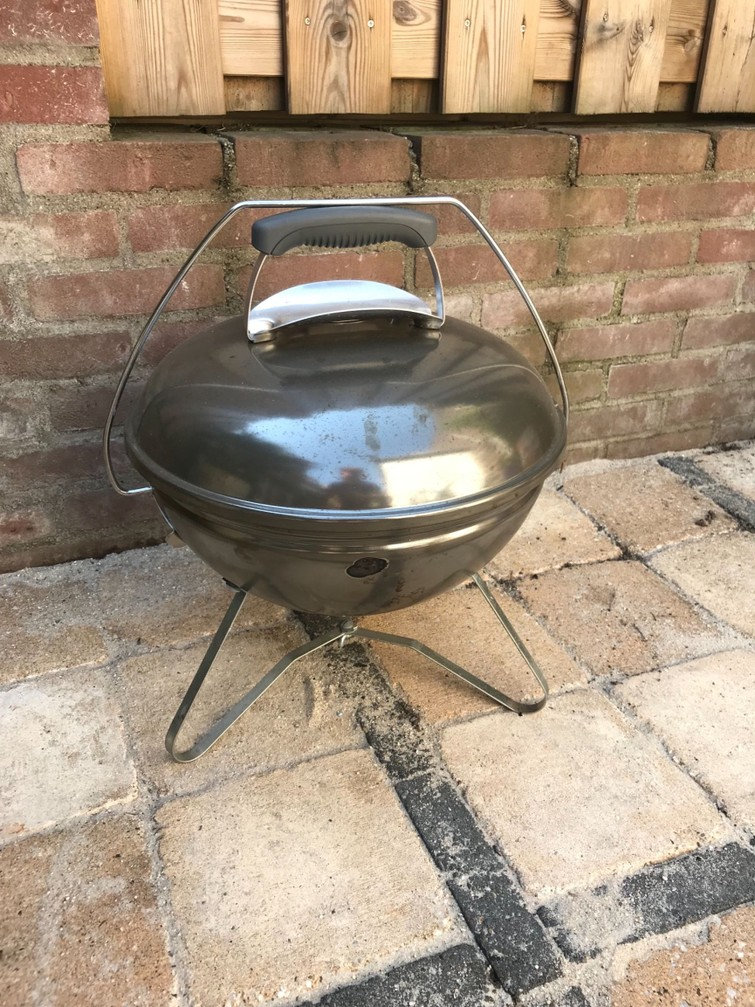 Barbecue weber smokey joe