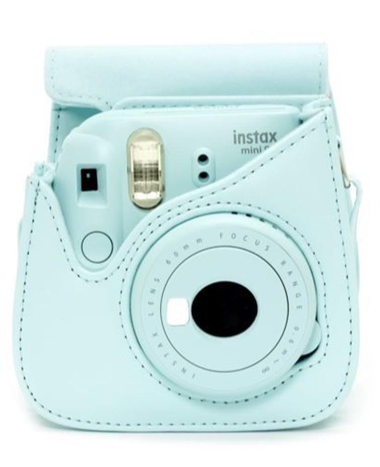 Fuji Instax mini 9 incl. beschermhoes (polaroid camera)