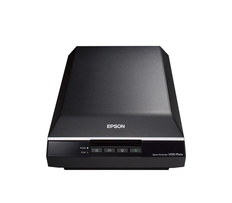 Flatbed Analoge Film / Foto Scanner | Epson V550 (Epson V600)