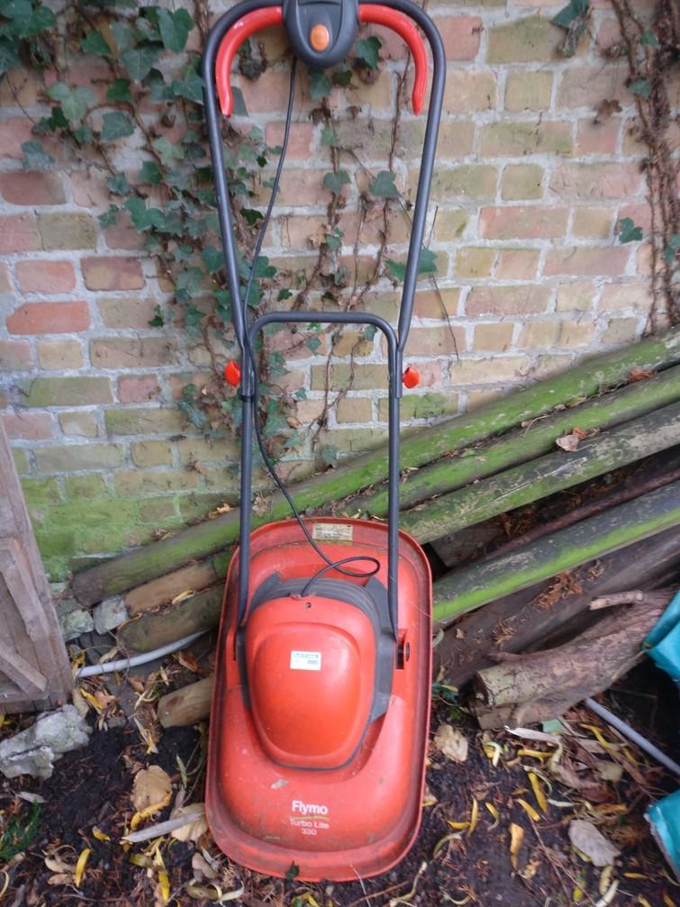 elektrische grasmaaier