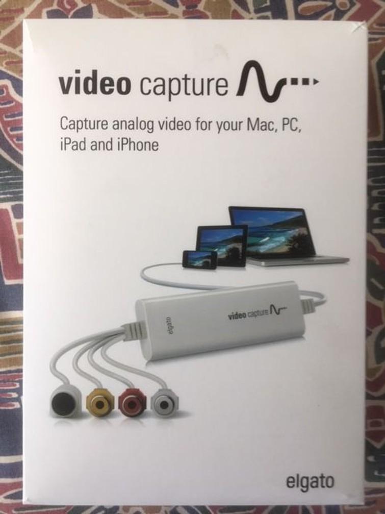 Video Grabber ( Elgato)
