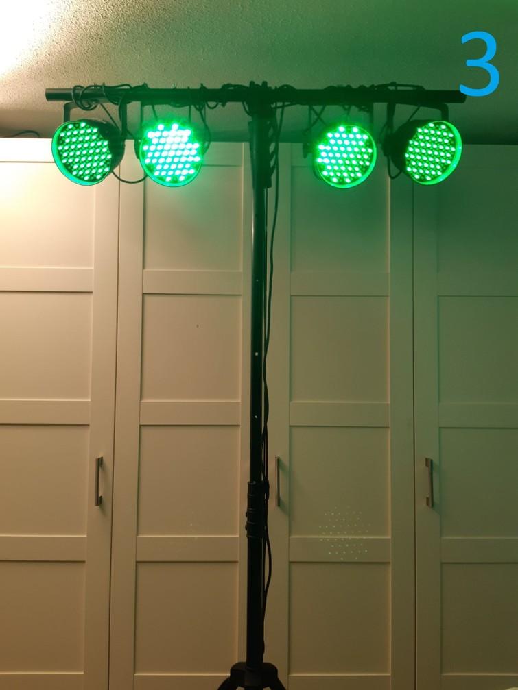 Licht set 3