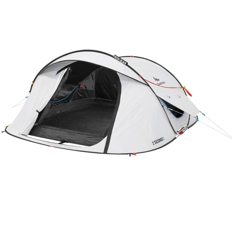 Tent (black & white)