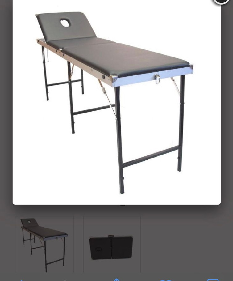 Massagetafel