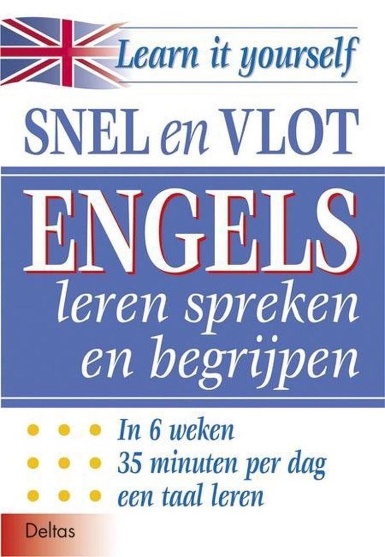 Snel en vlot Engels leren spreken en begrijpen. (Paperback 04 Juli 2001.  - Paperback Boek