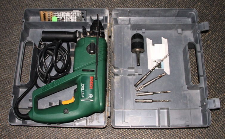 Klopboormachine/Impact drill