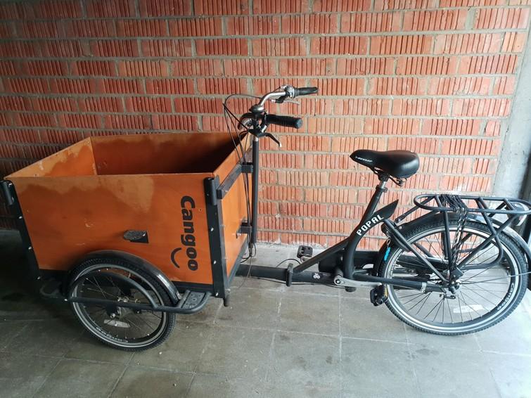 Bak fiets