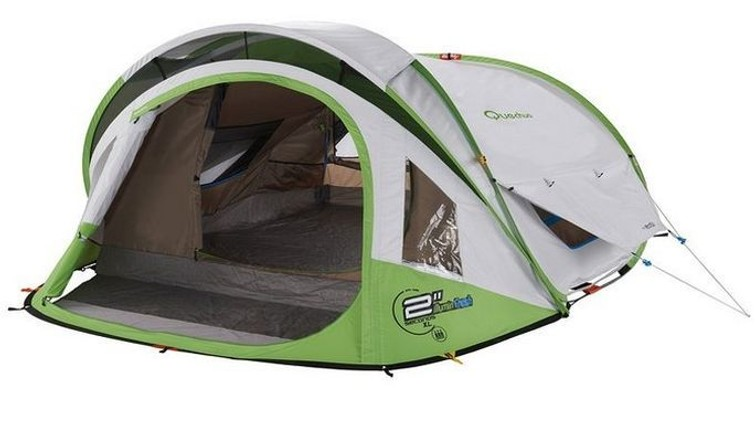 2seconds XL Fresh Illumin tent