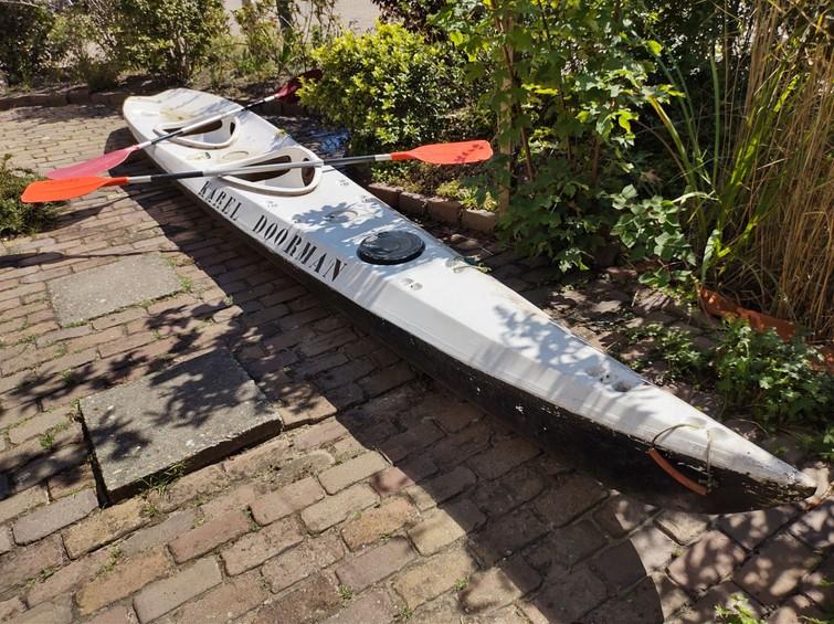 Tweepersoons kano, kayak