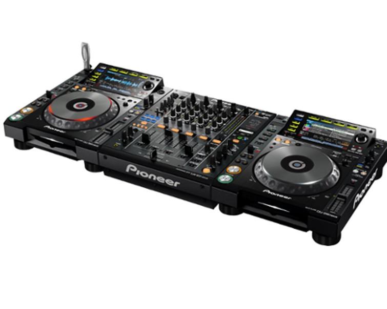 DJ set Pioneer nexus set