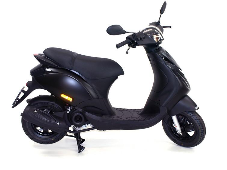 Scooter vervoer