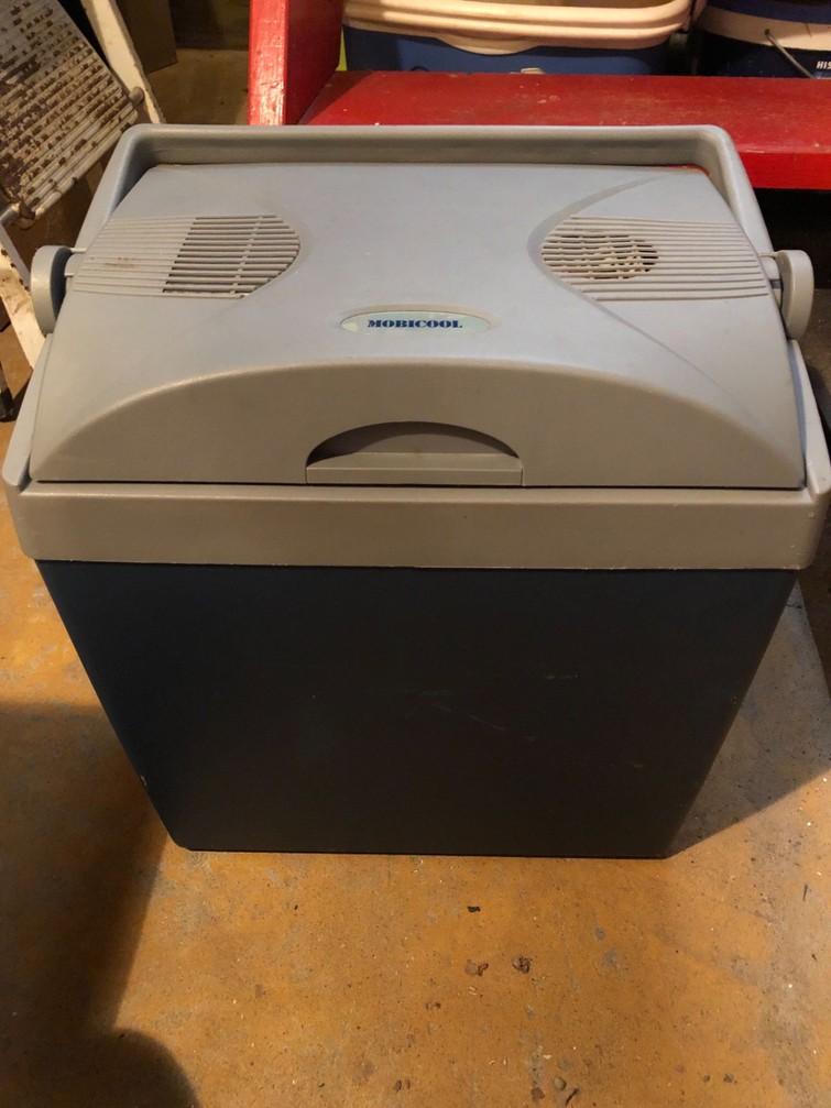 Koelbox elektrisch