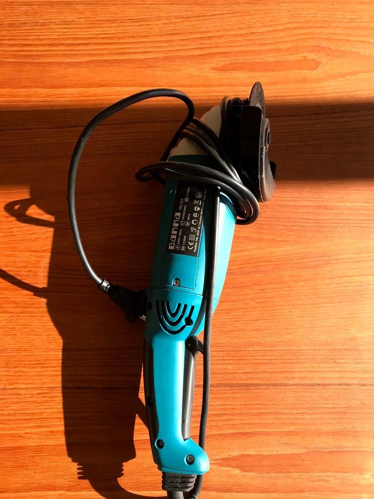 slijptol 1150 watt / haakse slijper