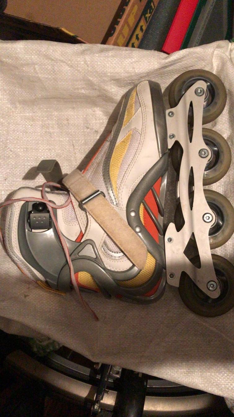 Skates Fila maat 39/40