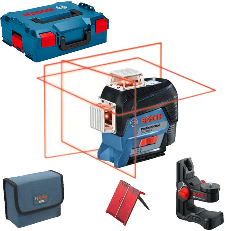 Kruislijnlaser Bosch Professional